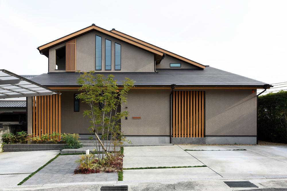 準和風の家|滋賀県 大津市 外観